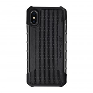 SMARTWOODS OBUDOWA SOLID ARMOR PASS STRUCTURE iPhone X/Xs