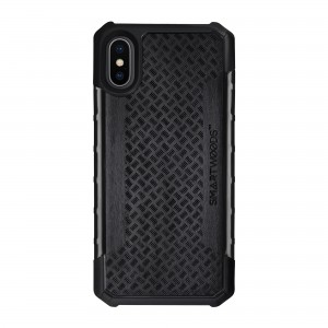 SMARTWOODS OBUDOWA SOLID ARMOR 5-WILLOW PATTERN BARS iPhone X/Xs