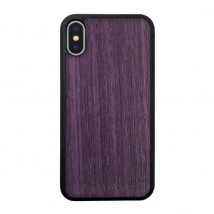 SMARTWOODS OBUDOWA LAVENDER HILL ACTIVE iPhone X/Xs