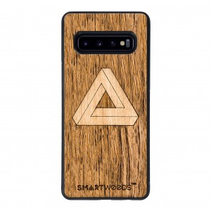 SMARTWOODS OBUDOWA IMPOSSIBLE TRIANGLE SAMSUNG GALAXY S10