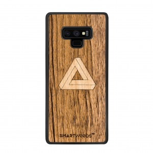 SMARTWOODS OBUDOWA IMPOSSIBLE TRIANGLE SAMSUNG GALAXY NOTE 9
