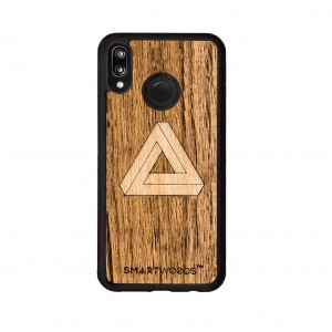 SMARTWOODS OBUDOWA IMPOSSIBLE TRIANGLE HUAWEI P20 LITE